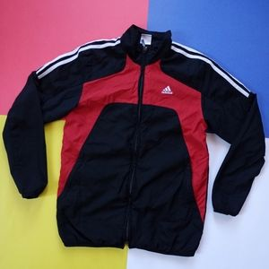 2010 Junior Zip-Up Adidas Athletic Jacket